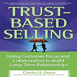 Trust-Based Selling Audiobook