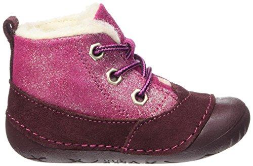 Primigi Raffyx E - patucos cortos Bebé-Niños Violet (Lampone/Vino)