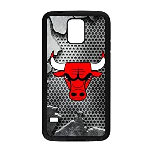 Chicago Bulls Fahionable And Popular Back Case Cover For Samsung Galaxy S5