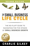 img - for The Small Business Life Cycle: The No-Fluff Guide to Navigating the Five Stages of Small Business Growth book / textbook / text book