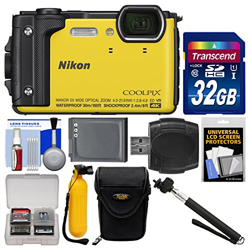 Nikon Coolpix Waterproof Digital Floating