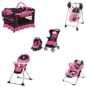 Amazon Com Disney Baby Stroller And Travel System Gear
