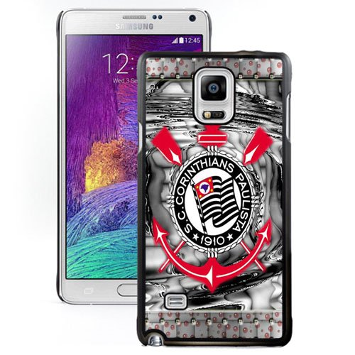 fan products of Unique DIY Designed Case For Samsung Galaxy Note 4 N910A N910T N910P N910V N910R4 With Soccer Club Corinthians 07 Football Logo Cell Phone Case