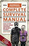 Doomsday Preppers Complete Survival Manual, Michael Sweeney, 1426211228