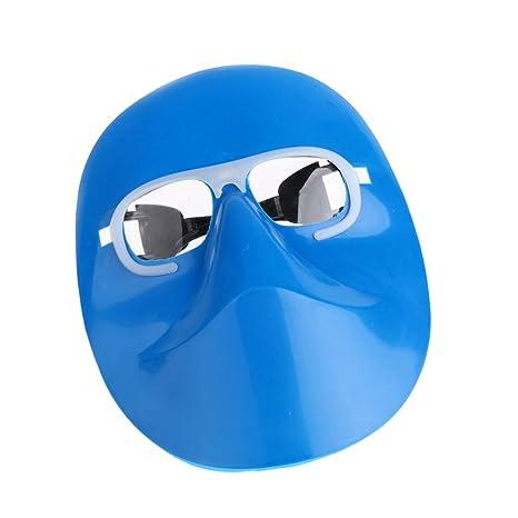 Sharplace Casco de Soldadura Oscurecimiento Automático Accesorios de Soldador Equipos Máscara - Vidrios claros