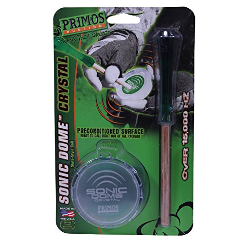 Primos Hunting 248 Friction Call, Turkey, Sonic Dome Crystal Pot ()