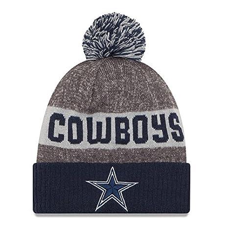 Image Unavailable. Image not available for. Color  Dallas Cowboys Blue Sport  Hat Knit Beanie ... 4c93218cb527