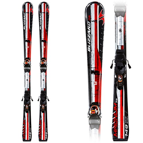 Blizzard Magnum 76 E TP 14 Skis with IQ TP 14 Bindings 156cm