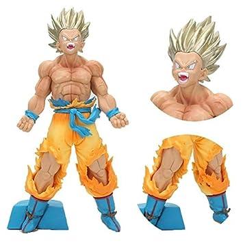 Dragon Ball Z Action Figure Goku Ultra Instinct PVC Master Figurine Toy DBZ