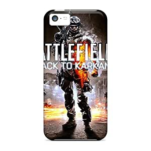 Iphone Case - Tpu Case Protective For Iphone 5c- Battlefield 3 Back To Karkand