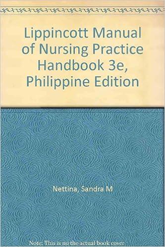 Como Descargar Desde Utorrent Lippincott Manual Of Nursing Practice Handbook, Philippine Edition Kindle Paperwhite Lee Epub
