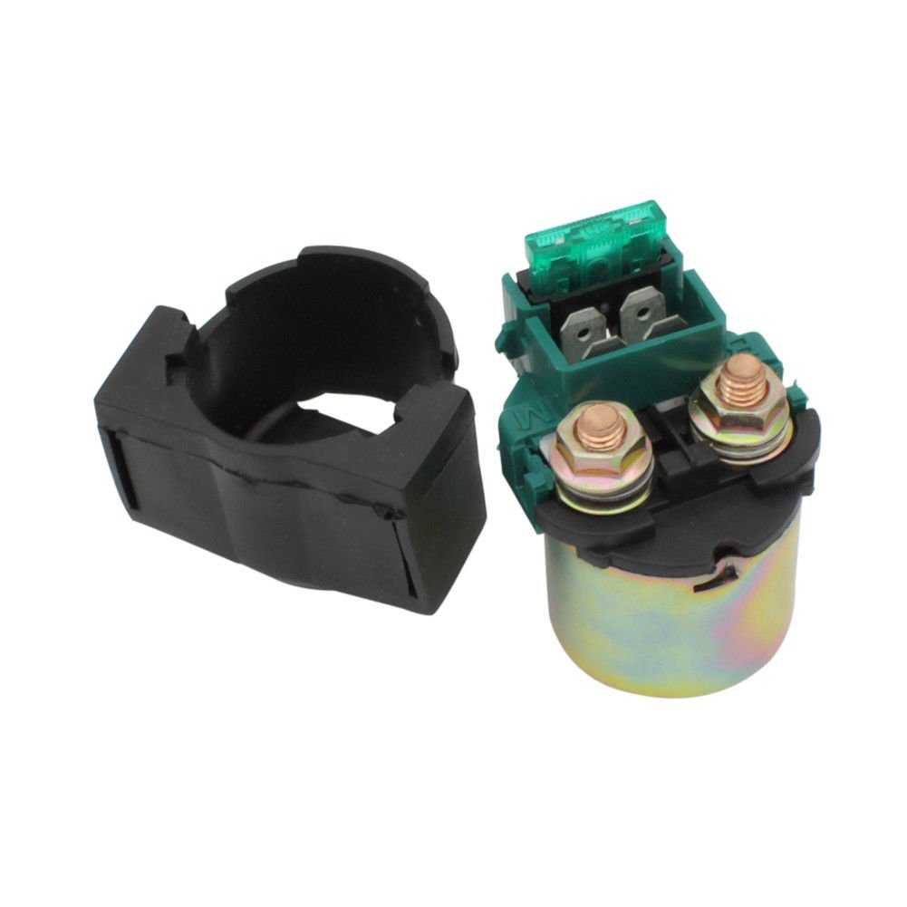 Cyleto Starter Solenoid Relay for Honda VT600C VT 600 C Shadow VLX 1988-2007 / VT600CD VT 600 CD Shadow VLX Deluxe 1993-07