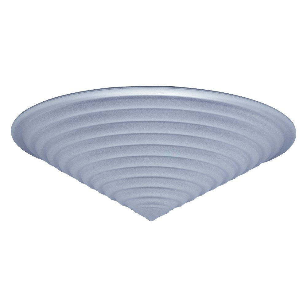 PLC Lighting 2519 WH 1 Ceiling Light Valencia Collection