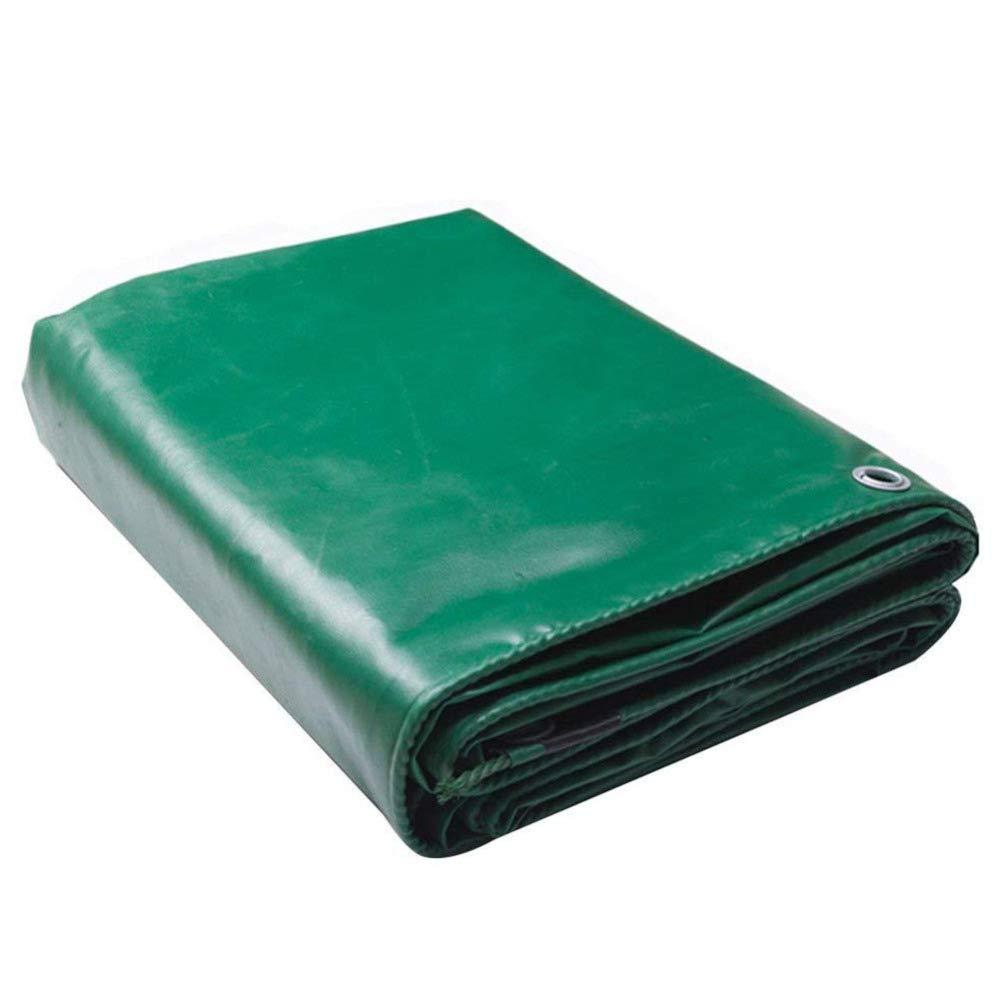 Meng Wasserdichte Sonnenschutz-Markise Markise Isolier-Regenschutz,Grün-2x2m