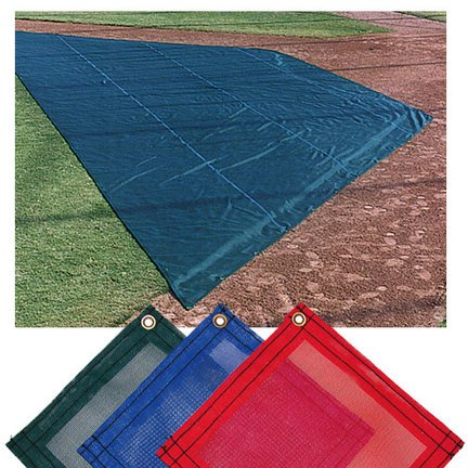 Mesh Infield Protector - 20'W x 20'D x 60' Across Mesh Infield Protector