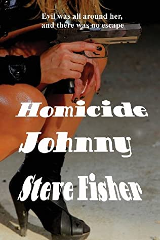 book cover of Homicide Johnny