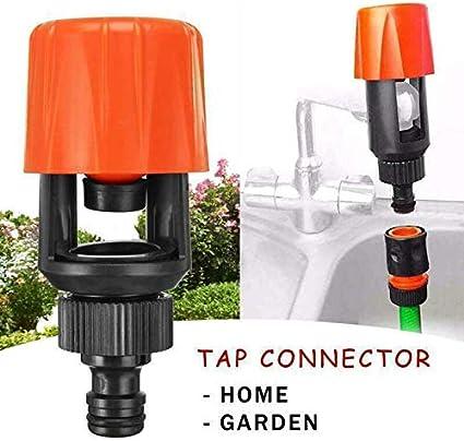 Universal Kitchen Tap Quick Connector Adaptor Garden Water Hose Pipe Nozzle