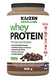 Cheap Kaizen Naturals Whey Protein Decadent Chocolate, 908 g