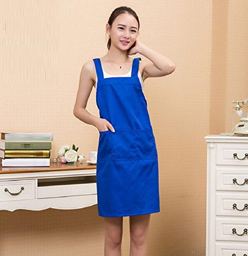 Solid Bistro Aprons - 8