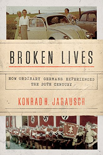 - Broken Lives: How Ordinary Germans Experienced the 20th Century
