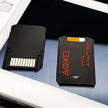 RONSHIN Versión 3.0 SD2Vita para PS Vita Memory Card para ...