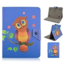 """10""""Tablet Case,Acer Iconia One 10 Case,Acer Iconia One 10 B3-A30 Case,Apple ipad 9.7 Case,Acer Iconia One 10.1 inch Case,Universal Leather Stand Case Folio Cover Magic Leather Case for Acer Iconia One 10.1 Tablet / Apple ipad 9.7 inch Case"""