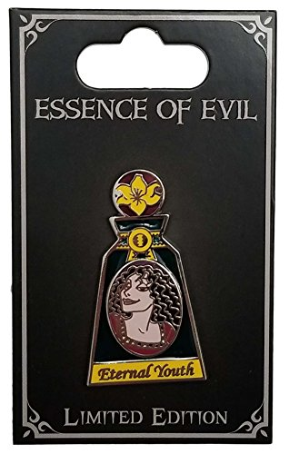 - WDW Trading Pin - Essence of Evil - Eternal Youth - Mother Gothel