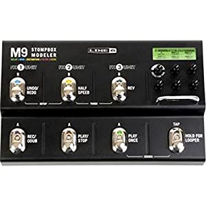 line 6 m9 stompbox modeler guitar multi effects pedal line 6 musical instruments. Black Bedroom Furniture Sets. Home Design Ideas
