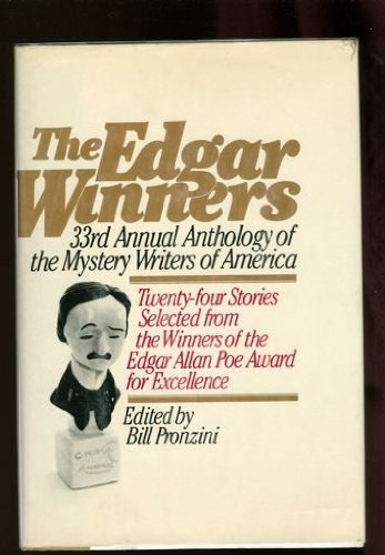 The Edgar winners: 33rd annual anthology of the Mystery Writers of America