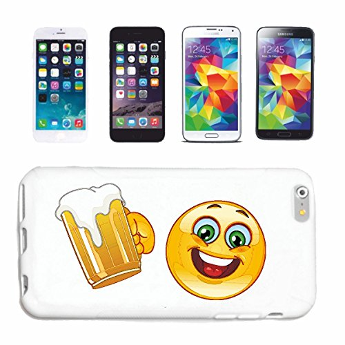 "cas de téléphone iPhone 7 ""SMILEY AVEC LA BIERE SUR LE OKTOBERFEST ""smile EMOTICON APP de SMILEYS SMILIES ANDROID IPHONE EMOTICONS IOS"" Hard Case Cover Téléphone Covers Smart Cover pour Apple iPhone e"