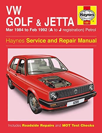 haynes m1081 manual amazon co uk car motorbike rh amazon co uk VW Golf Mk2.5 VW Golf MK6