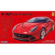 Fujimi model 1/24 real sports car series No.33 Ferrari F12 DX
