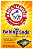 Arm & Hammer Baking Soda, 32-Ounce Boxes (Pack of 12)