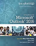 img - for Exploring Getting Started with Microsoft Outlook 2016 (Exploring for Office 2016 Series) book / textbook / text book