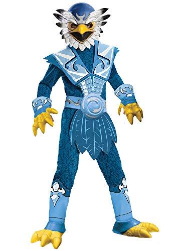 Deluxe Skylanders Child Costume Deluxe Jet-Vac - Small