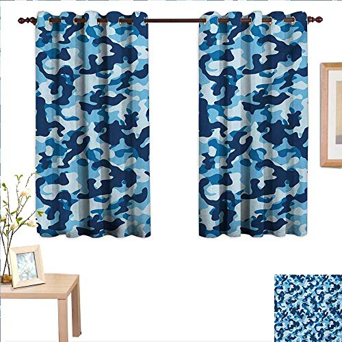 Phineas And Ferb Costumes Patterns - MartinDecor Camouflage Waterproof Window Curtain Costume
