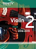 Violin Exam Pieces Grade 2 2016-2019 (Score & Part)