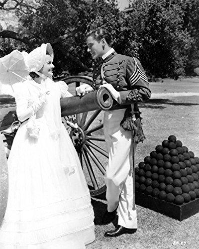 Olivia De Havilland & Errol Flynn 1936