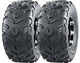 2 New WANDA ATV Tires 22X11-10 6PR P367 - 10252