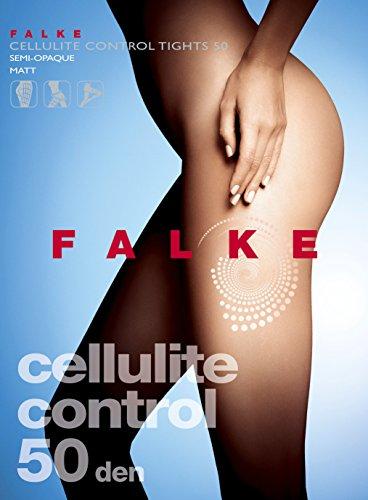50 Produttore Cellulite Collant 3009 Donna Nero Del Large Den black taglia 44 Falke Control wFEnqB7w