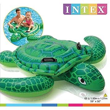 Tortuga hinchable 150x127cm: Amazon.es: Juguetes y juegos