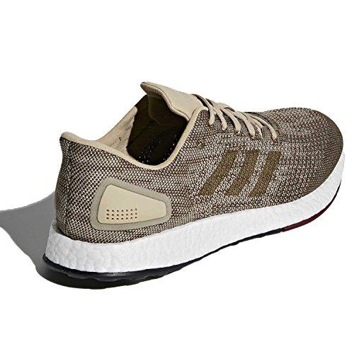Adidas Pureboost Dpr Scarpe Da Uomo In Esecuzione Marrone / Bianco