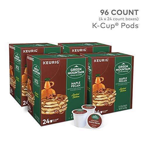 Green Mountain Coffee Roasters  Maple Pecan, 96 Count by Green Mountain Coffee Roasters (Image #1)