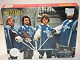 The Three Musketeers Disney Official Puzzle by Golden
