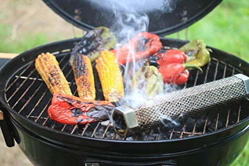 Kaduf Pellet Smoker Tube For Grill, Cold Smoke Cheese by Kaduf (Image #3)