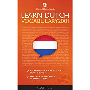 Learn Dutch: Word Power 2001 Audiobook
