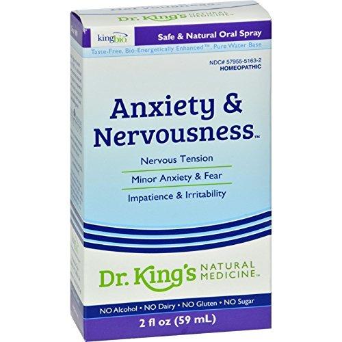 Anxiety & Nervousness 2 OZ
