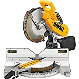 DEWALT DW716XPS Compound Miter Saw with XPS, 12-Inch