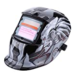 1PC Welding Helmet Solar Auto Darkening Welding Helmet TIG MIG Weld Welder Grinding Mask Eye Face Protection