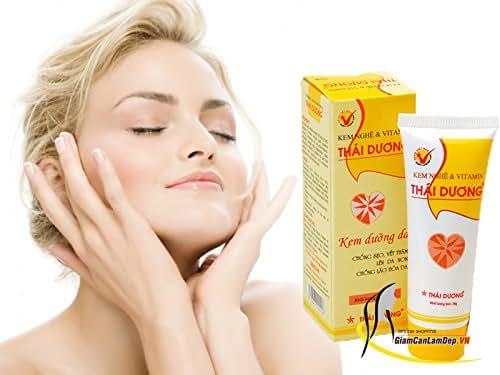 05 Boxes 20g - Kem Nghệ Thái Dương Dưỡng da, tái tạo tế bào, giúp da mịn màng, tươi trẻ